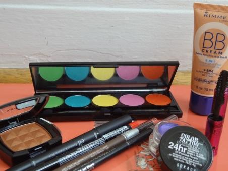 Fantastic 9 Makeup