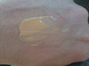 maybelline fit me foundation swatch