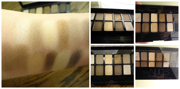 maybelline nude review
