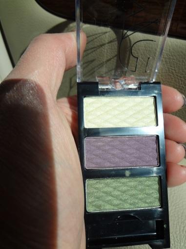 nyc trio eyeshadow west vintage