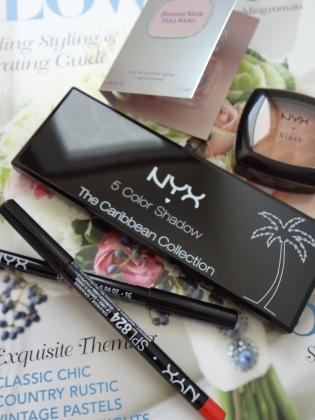 NYX Beauty Haul