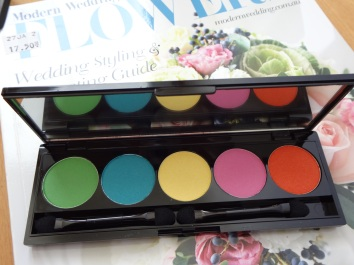 NYX THe Caribbean Collection