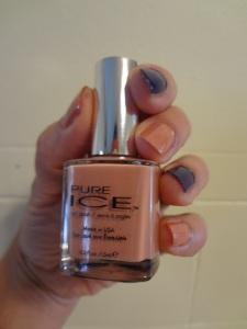 Pure Ice nail polish