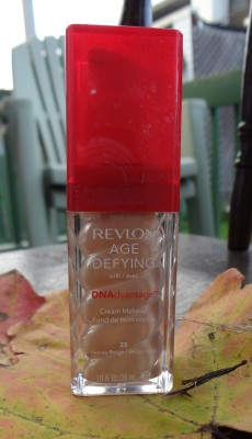 revlon age defying foundation