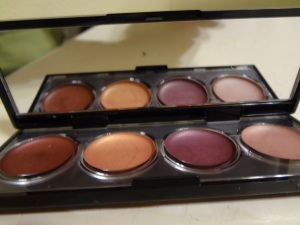 Revlon illuminance cream shadow