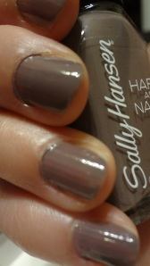 sally hansen polish