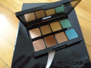Sephora color bronze eyeshadow