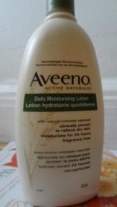 aveeno daily moisturizing lotion