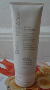 balea scrub exfoliant