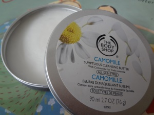 body shop camolie makeup reomver