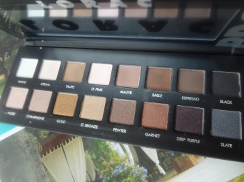 colors of Lorac pro