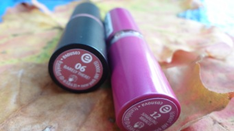 Essence lipsticks #