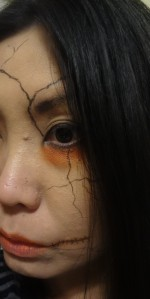 halloween face (2)