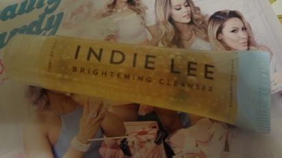 INdie Lee cleanser