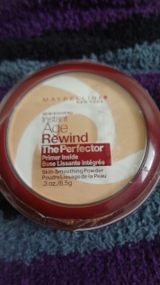maybelline age rewind powder