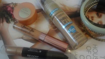 mini makeup haul