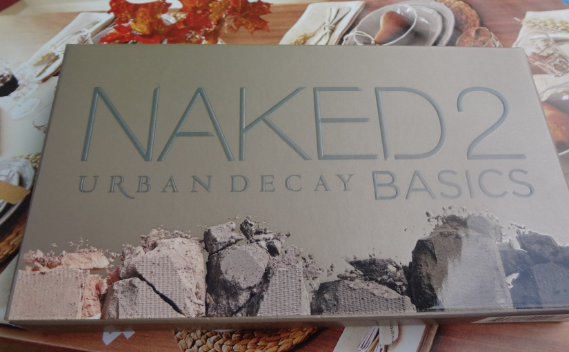 Urban Decay Naked 2 Basics Palette Review &Swatches
