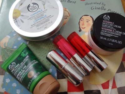 The Body SHop Beauty Haul