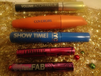 top 5 tuesday mascara
