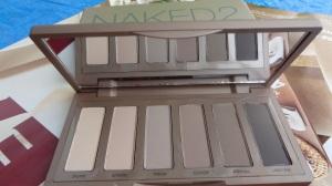 UD Naked2 Basics palette
