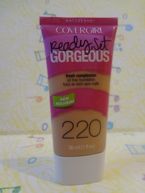 cg readysetgorgeous foundation
