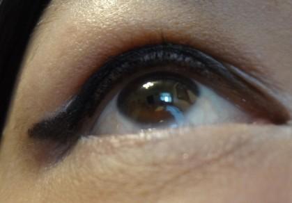 closed up look tightline eyelook