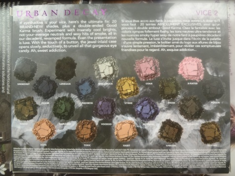color swatches VIce 2