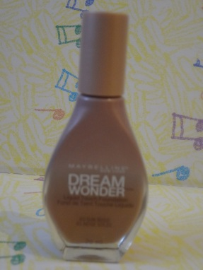Dream wonder maybelline