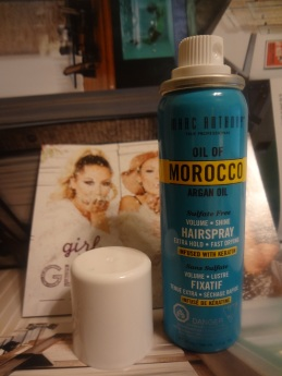 marc anthony hair spray