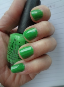 opin nail lacquer