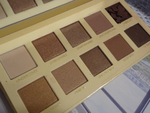 shadow palette lorac