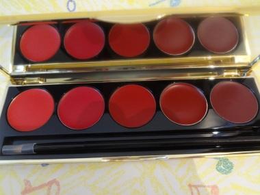 sonia kashuk lip gloss palette