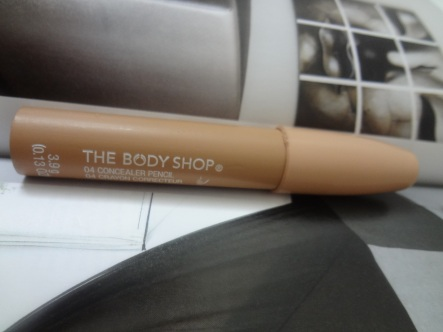 the body shop concealer