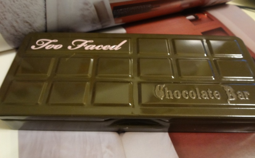 Too Faced Chocolate BarPalette