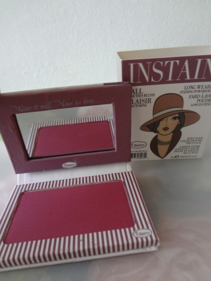 instain the balm