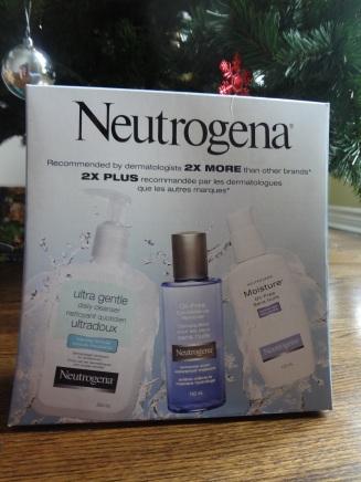 neutrogena skin care