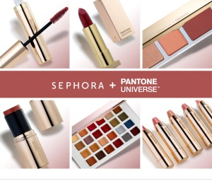 pantone + sephora color 2015