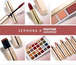 pantone + sephora color 2015