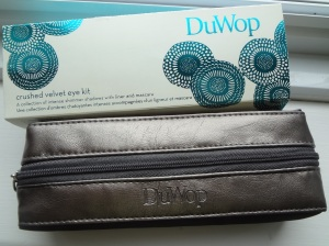 pu makeup bag
