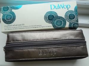 pu makeup bag