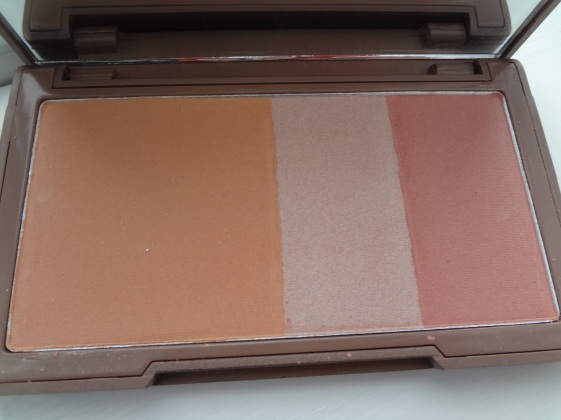 3 in 1 palatte blush