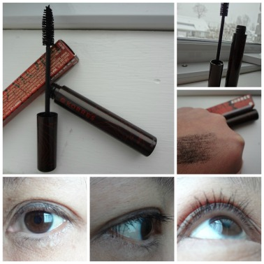 mascara review korres