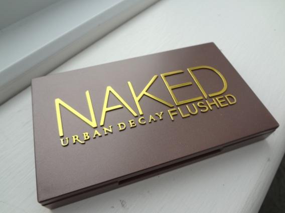 naked flushed UD
