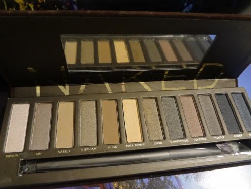 shadow palette