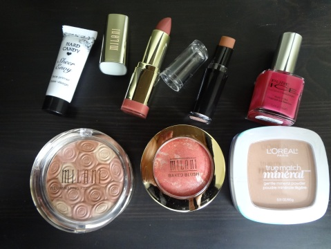 beauty haul