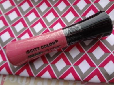 creamy lip stain