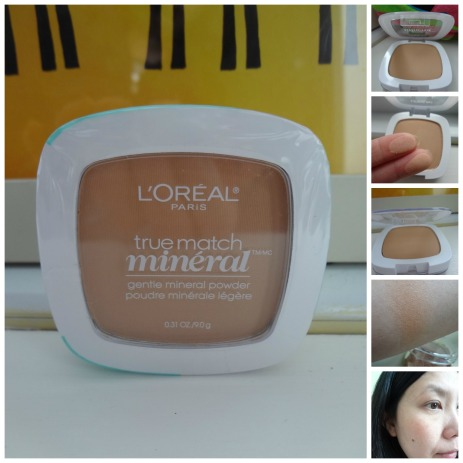 loreal powder review