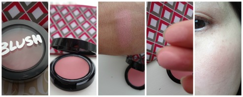 model blush review