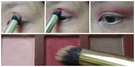 mulberry crease shadow