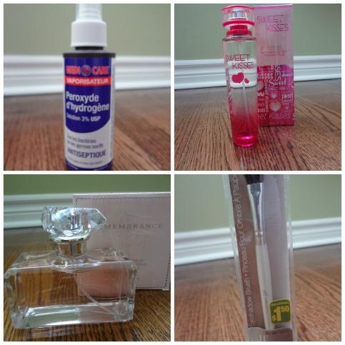 parfume dollar haul
